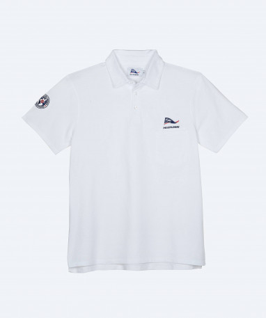 Ampat - Polo Homme - Blanc