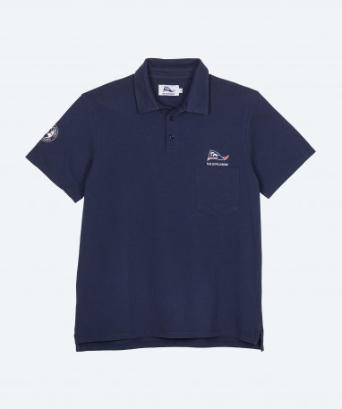 Ampat - Polo Homme - Marine