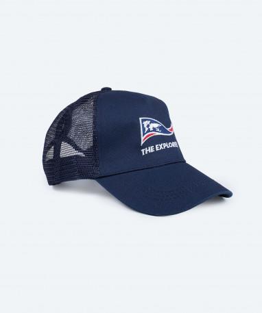 Patuca - Mesh cap - Navy
