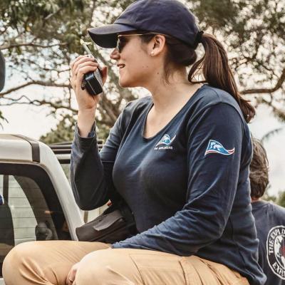 Exploration ready! . © 📸 @valentinpacaut / @theexplorersofficial . #theexplorers #exploration #explorer #weareexplorers #adventurer #outdoors #outdoorclothing #women #expedition